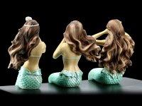 Mermaid Shelf Sitter - No Evil
