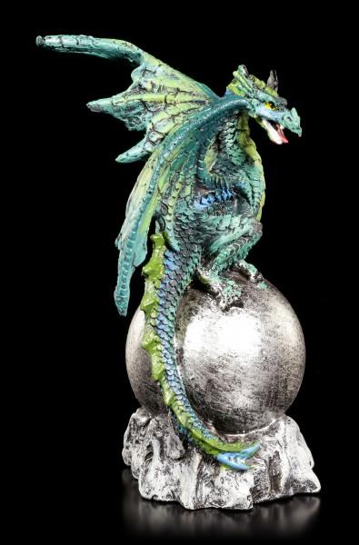 Dragon Figurine - Rescere on Silver Ball