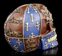 Totenkopf - Ritter Wappen