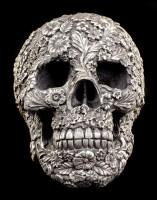 Skull - Floral Design
