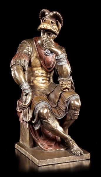 Lorenzo de Medici Figur nach Michelangelo Buonarroti