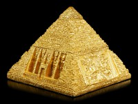 Ägyptische Schatulle - Pyramide
