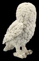 Snow Owl Figurine - Snowy Watch small