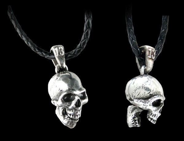Trap Jaw - Halskette mit Lederband - Alchemy UL13