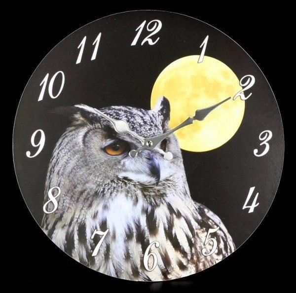 Clock - Night Owl