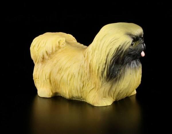 Hunde Figur klein - Pekinese