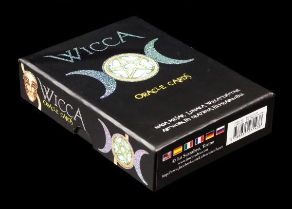 Oracle Cards - Wicca