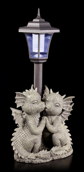 Dragon Garden Figurine with Solar Light - The Loving Ones