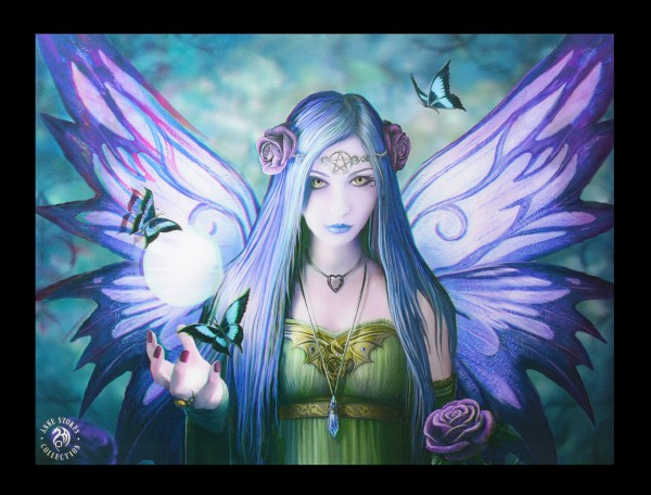 3D Picture with Fairy - Mystic Aura