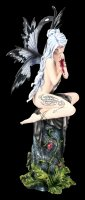 Large Fairy Figurine - Smoky