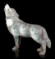 Wolf Spirit Figur - Das Heulen