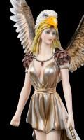 Engel Figur - Wächterin der Adler