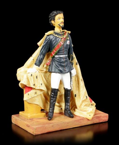 König Ludwig II Figur