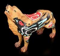 Wolf Spirit Figur - Nordisch