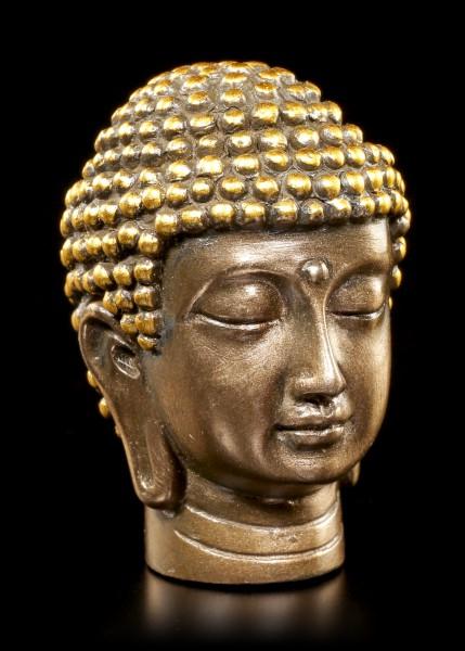 Vorschau: Buddha Kopf - klein