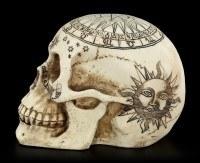 Totenkopf Astrologie - Tierkreiszeichen