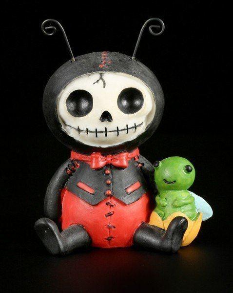 Dots - Furry Bones Figurine