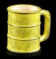 Keramik Tasse - Giftmüll