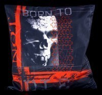 Cushion Cover - Survival is the Law - Markus Mayer