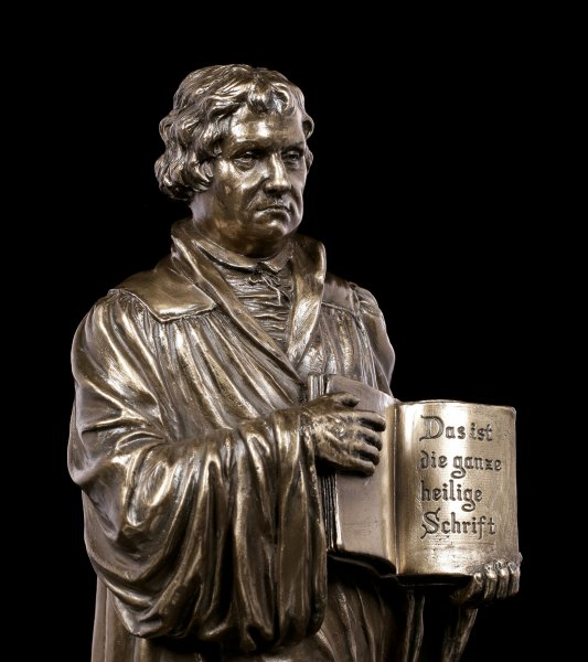 Martin Luther Figur