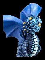 Drachen Figur - Blaubeere