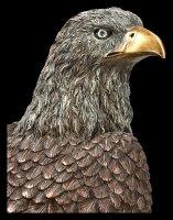 Bald Eagle Figurine on Base