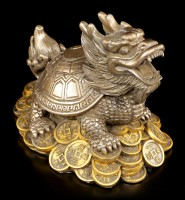 Feng Shui Figurine - Dragon Turtle