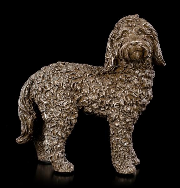 Hunde Figur - Labradoodle