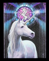 Small Canvas - Enlightenment by Anne Stokes