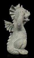 Dragon Garden Figurine - Keeps his Eyes closed
