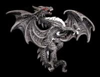 Fridge Magnets - Dragon Quartet - Set of 4