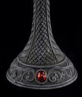 Tall Goblet with Dragons