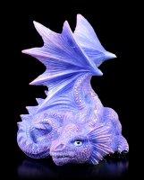 Dragon Figurine in Cage - Amethyst Pet