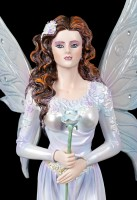 Fairy Figurine - Lorie with white Deer