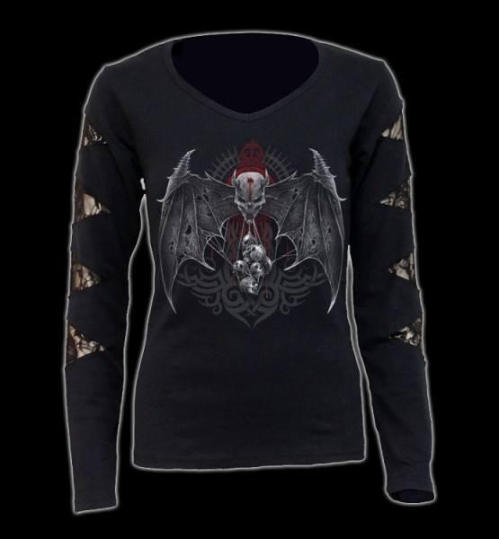 Langarmshirt - Demon Tribe