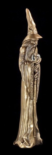 Zauberer Figur - Silinus groß
