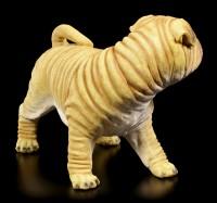 Gartenfigur Hund - Shar-Pei