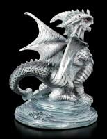 Baby Rock Dragon Figurine