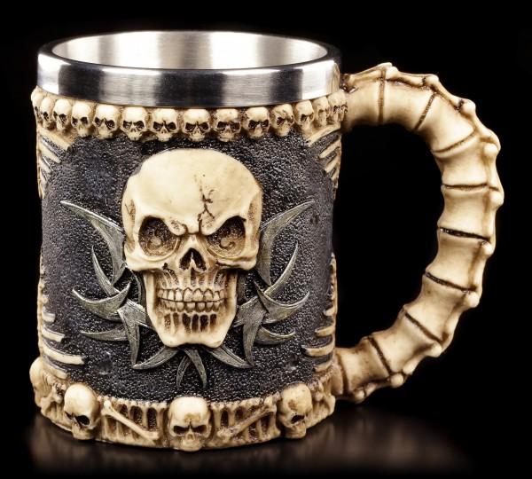Skull Tankard - Bone Hunter