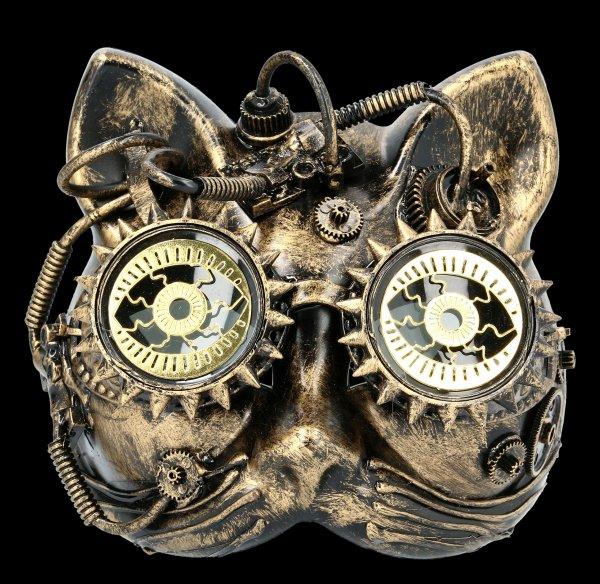 Steampunk Mask - Mechanicat