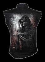 Soul Searcher - Sleeveless Worker Shirt