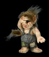 Troll Figuren 3er Set - Nichts Böses ....