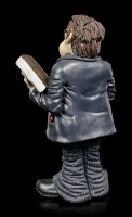 Funny Job Figurine - Fat Lawyer with Code Law