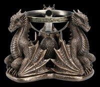 Kristallkugelhalter Drachen - Dragons Prophecy