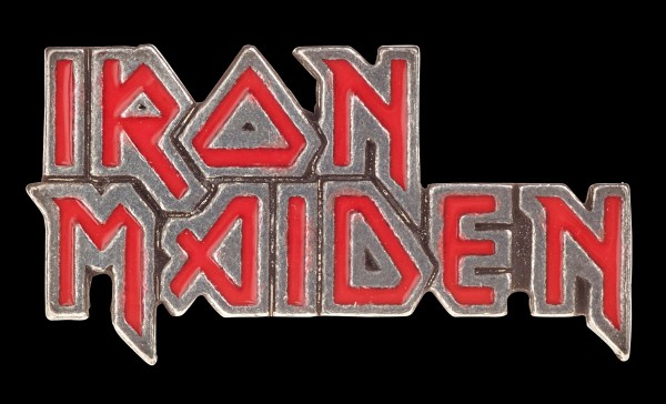 Iron Maiden Pin - Alchemy Rocks