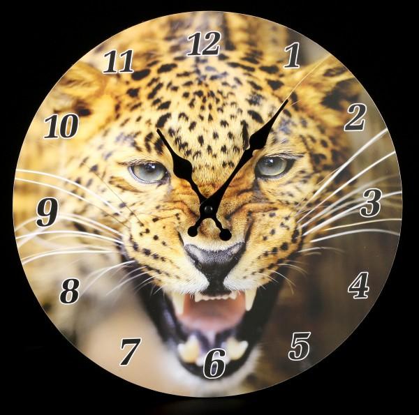 Clock - Leopard