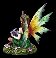 Fairy Figurine - Allid with Dragon