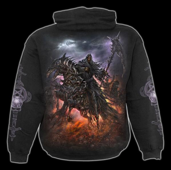 Kapuzenpullover Fantasy Reaper - 4 Horsemen