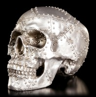 Metal Design Skull - Rivet Head
