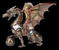 Steampunk Figurine - Dragon